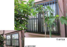 外壁塗装、ベランダ改修、玄関ドア交換、他外装リフォーム工事